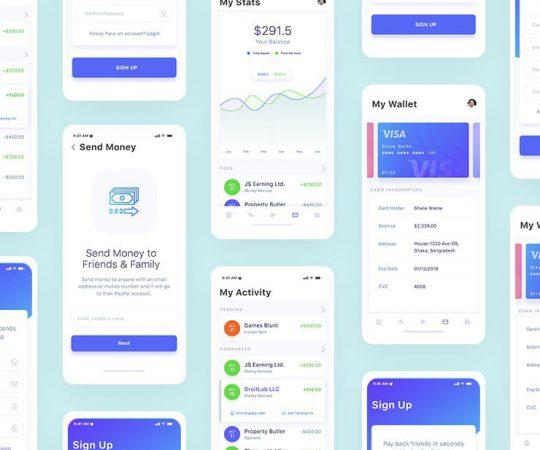 Paypal App 1