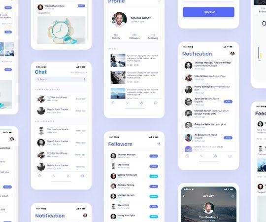 Social App 1