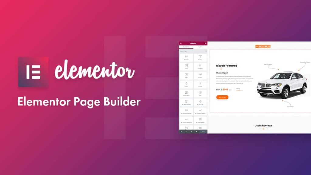 Elementor has become one of the most popular page builder plugins.