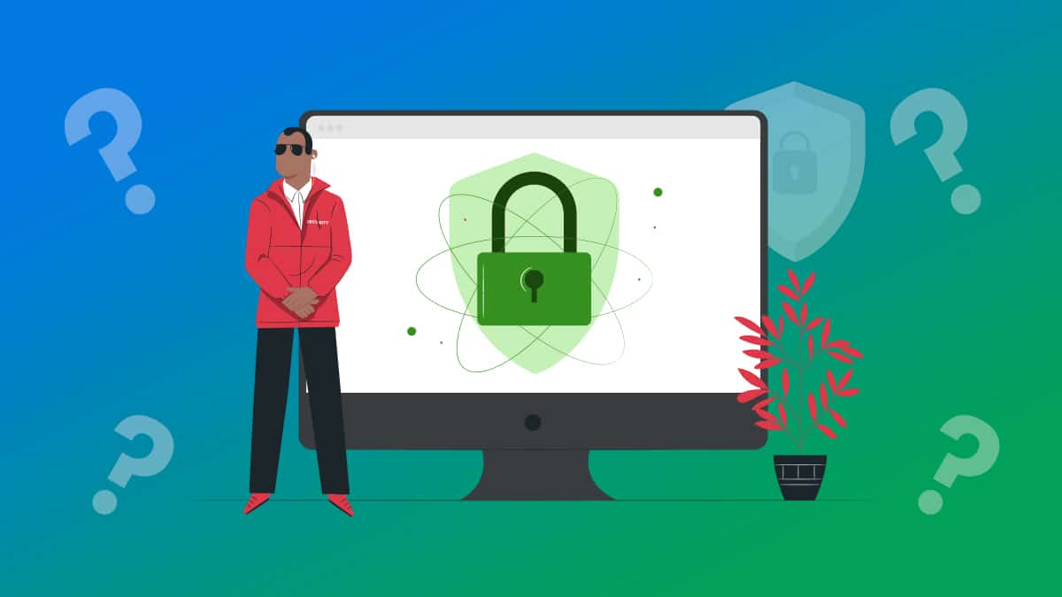 Website security is the action that protect any website's data