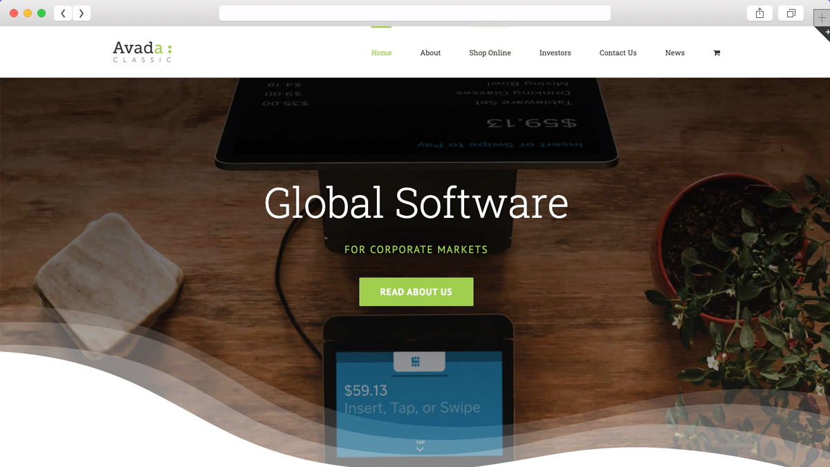 Avada one of the best mobile friendly ecommerce WordPress theme By ThemeFusion