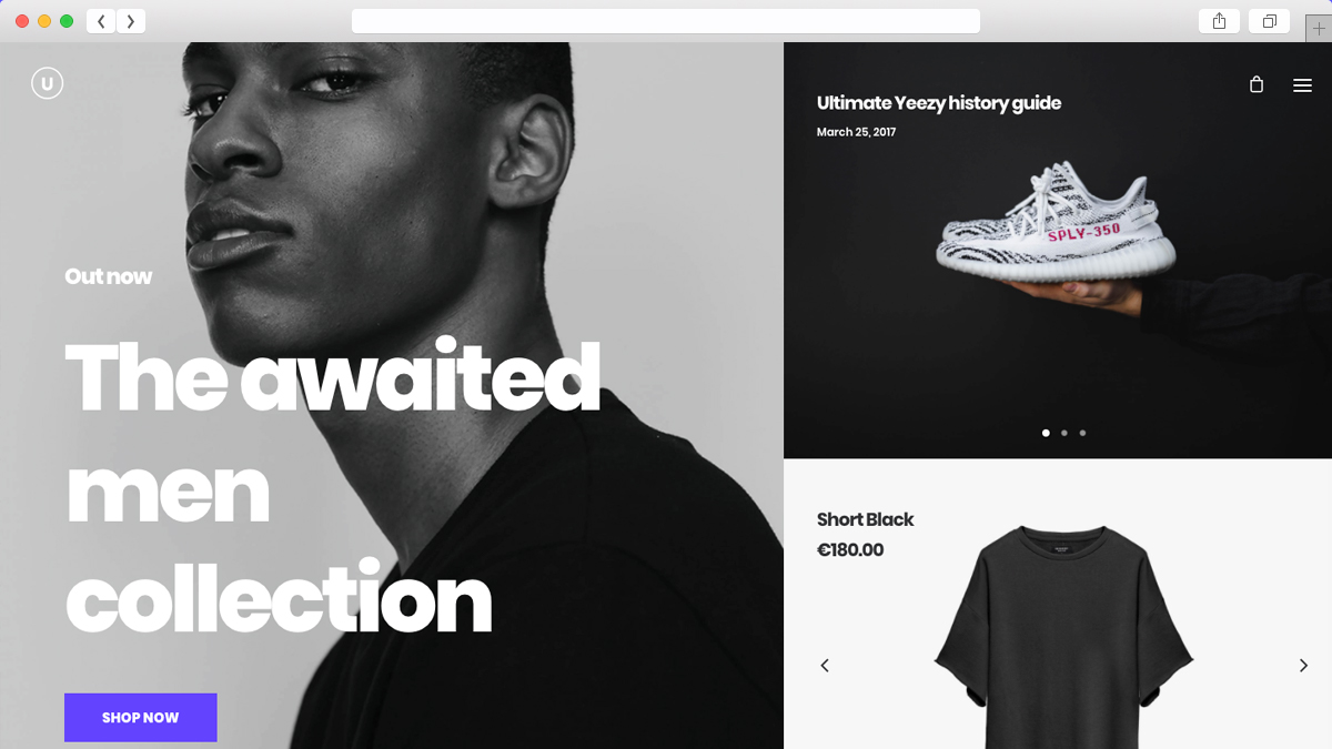 Uncode One Of The Best Mobile Friendly Ecommerce WordPress Theme