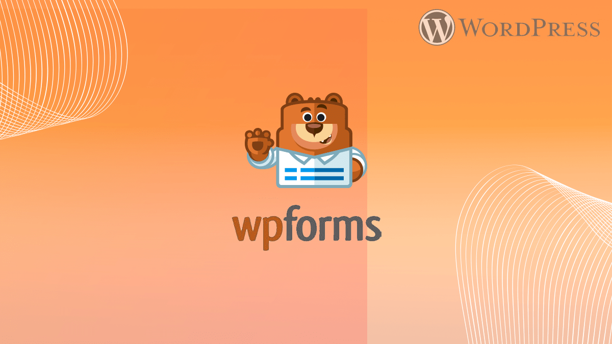 WP Forms is a popular plugin for adding contact form