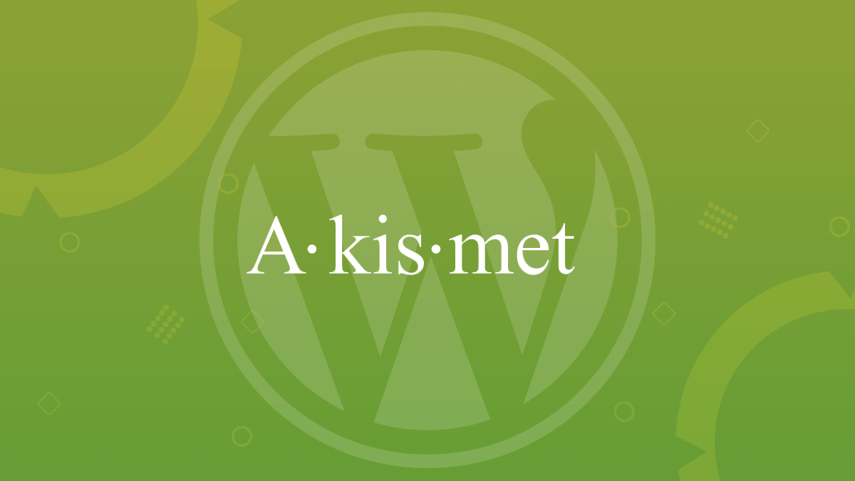 Akismet WordPress plugin will make your life easy by reviewing and filtering out comments made on websites