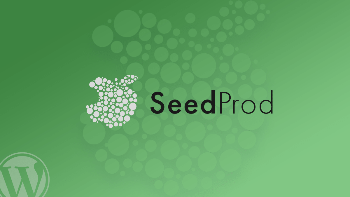SeedProd is a popular WordPress plugin which is used to set up a creatively designed coming soon page