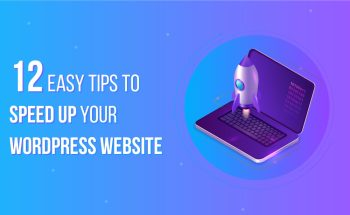 12 easy tips to speed up your website