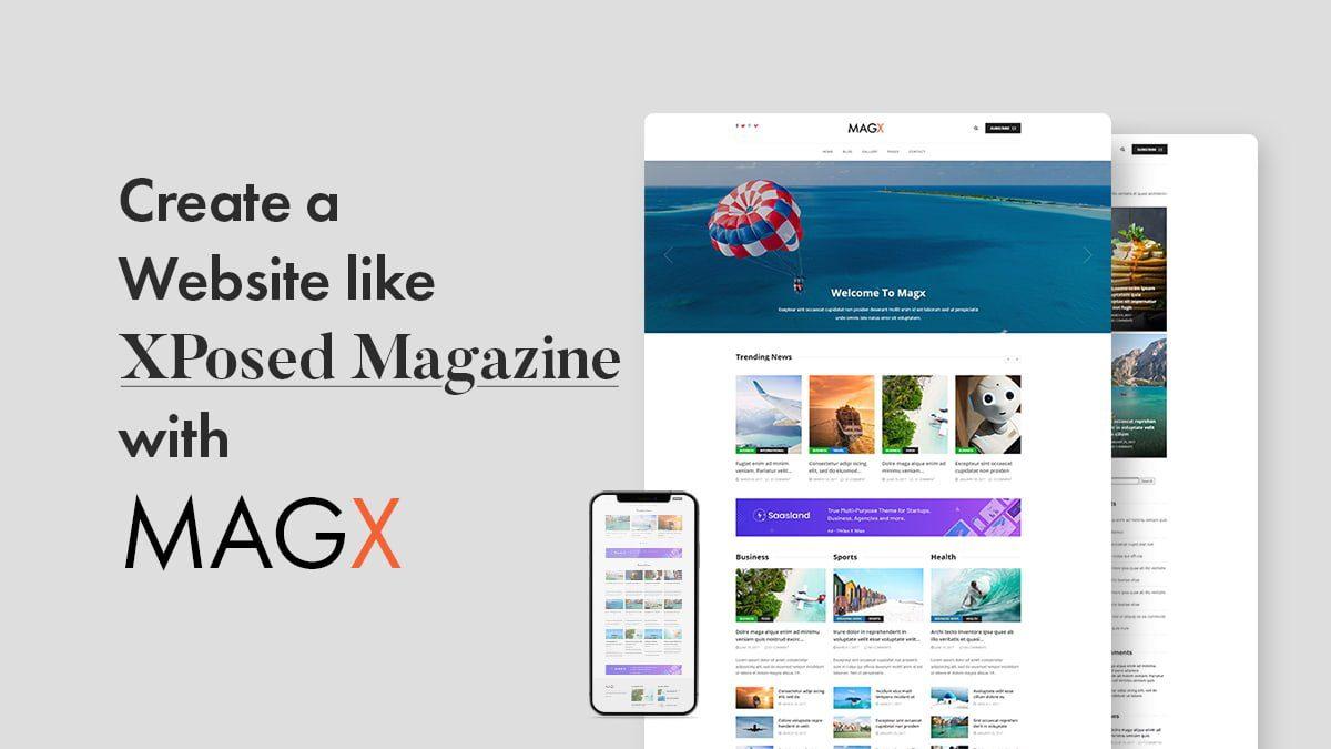 XPosed Magazine