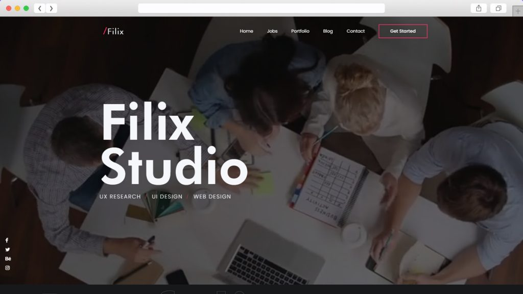 Filix self hosted video Demo