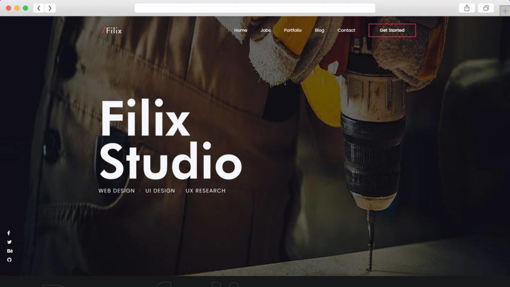 Filix slideshow demo