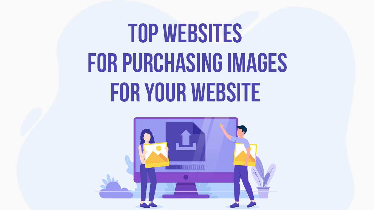 Websites for Purchasing Images