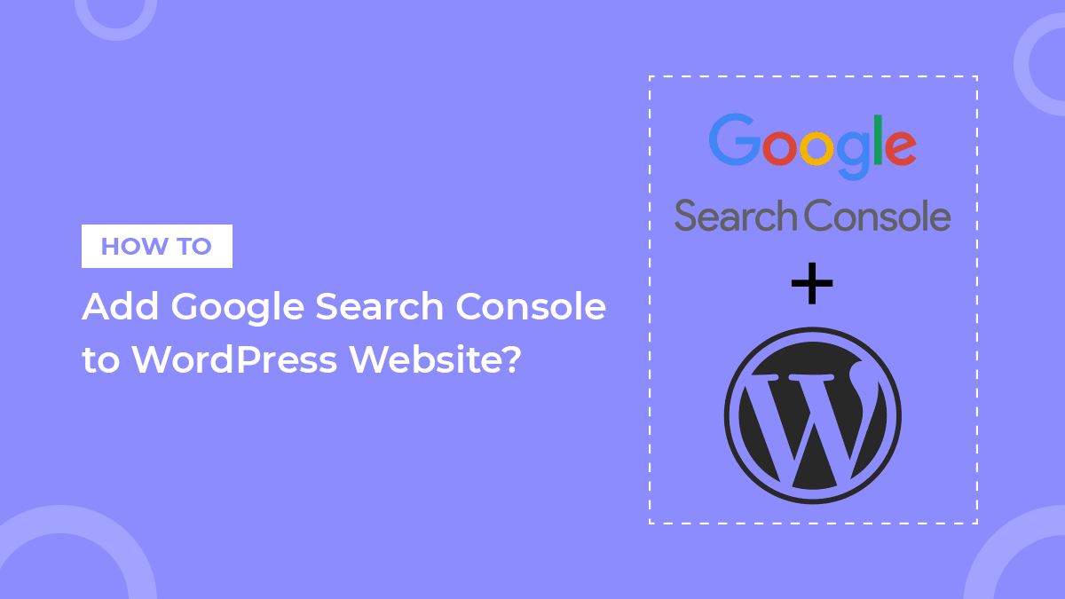 how to add google console to wordpress