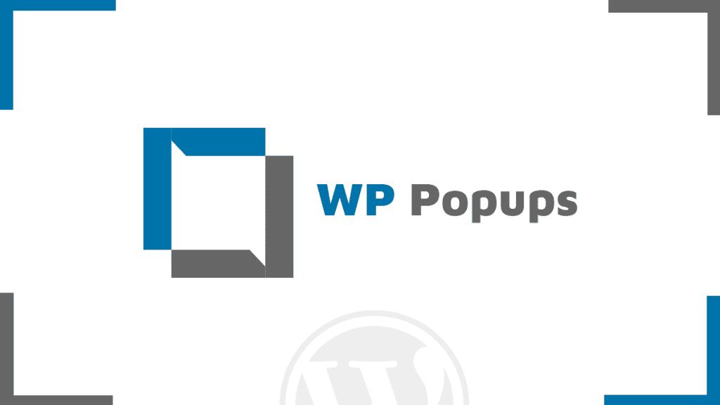 wp popups