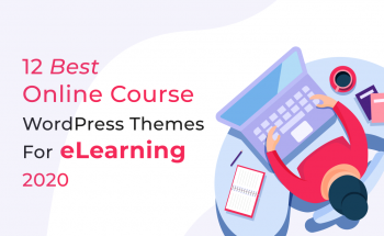 12 Best Online Course WordPress Themes For eLearning