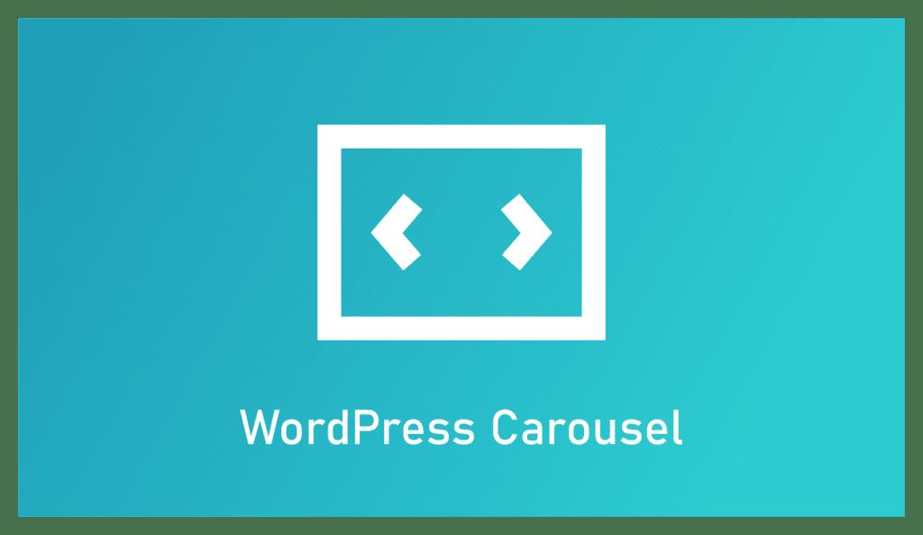 WordPress Carousel