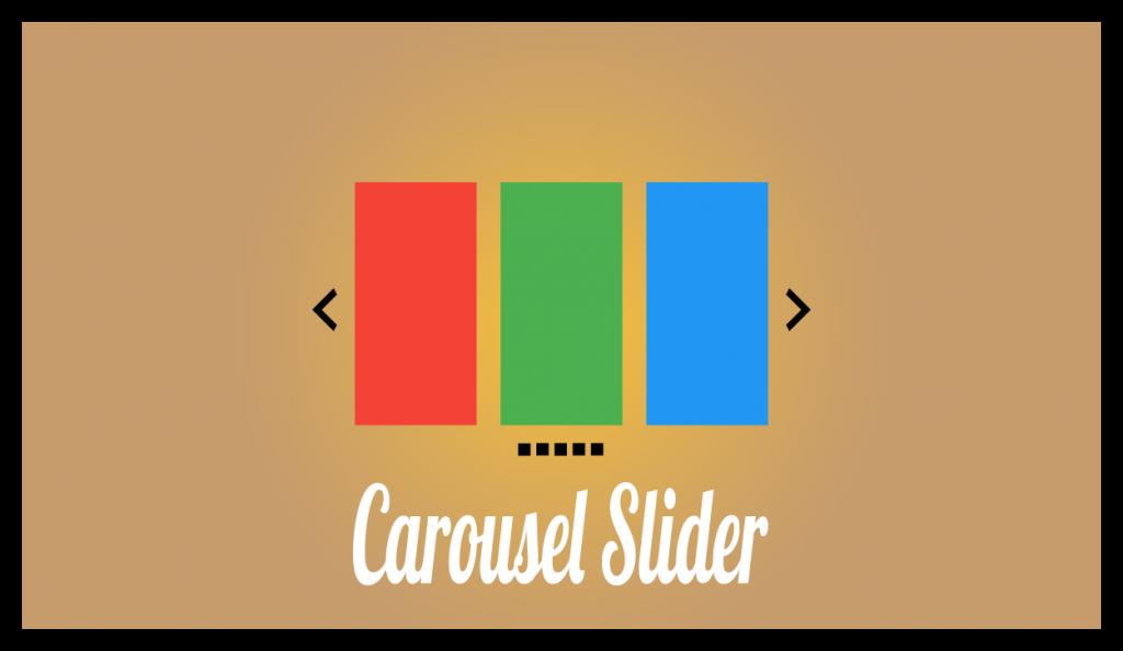 Carousel Slider