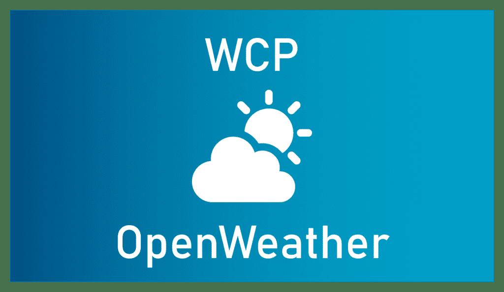 WCP OpenWeather