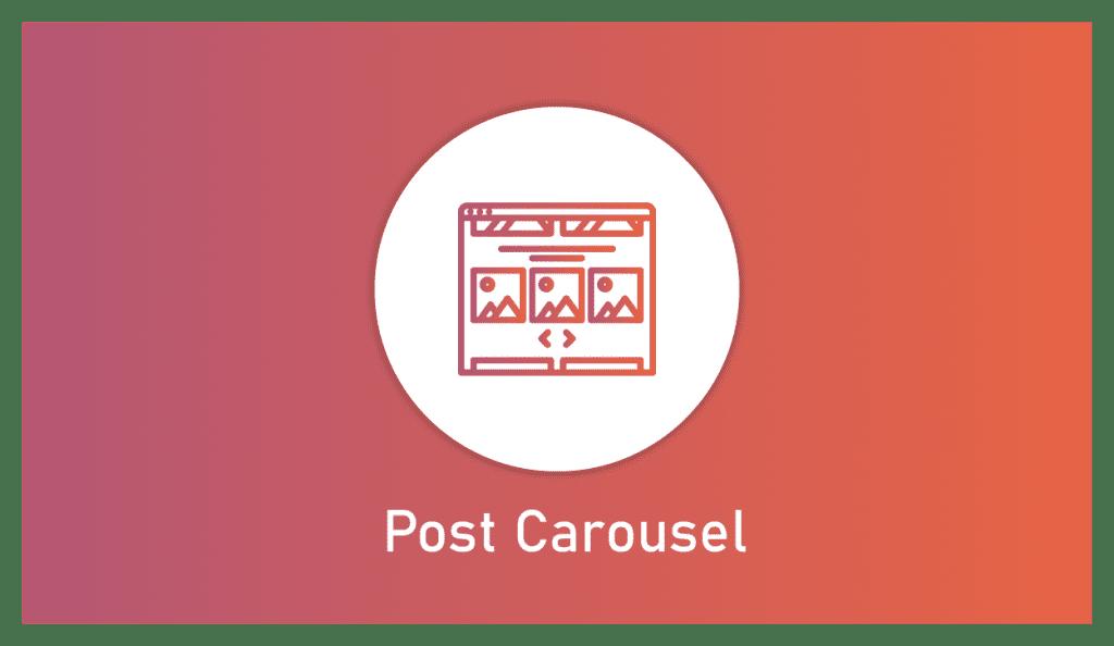 Post Carousel