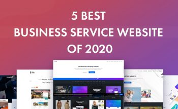 5 Best Business Service Website WordPress theme
