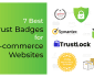 7 Best Trust Badges for E-commerce Websites