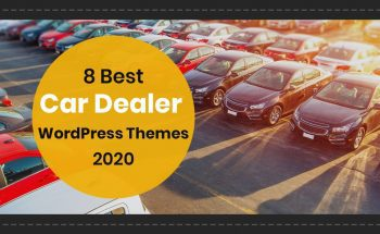 8 Best Car Dealer WordPress Themes