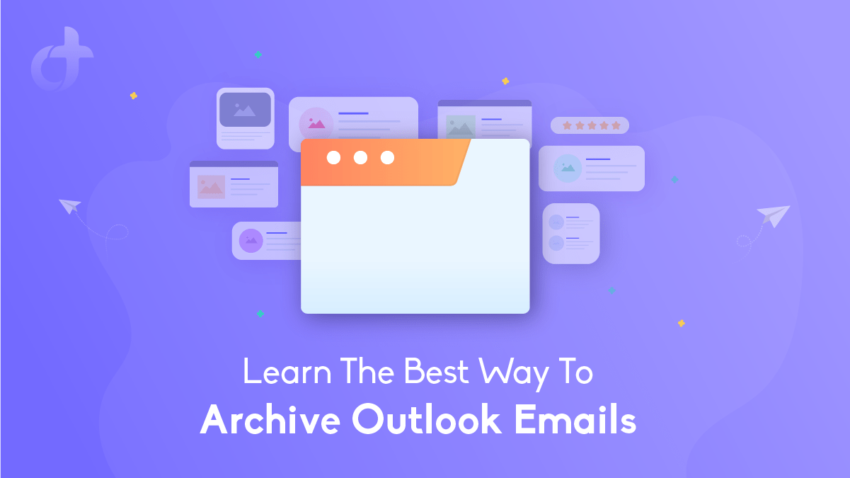 Archive Outlook Emails