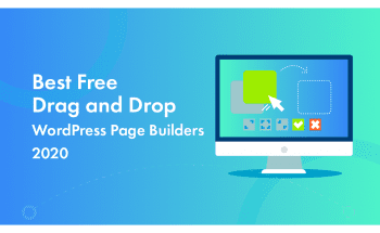 Best Free Drag and Drop WordPress Page Builders