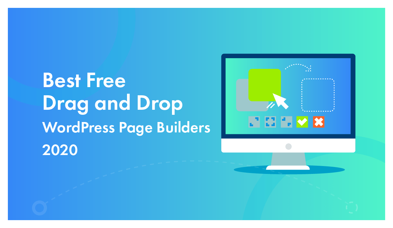 Best Free Drag and Drop WordPress Page Builders