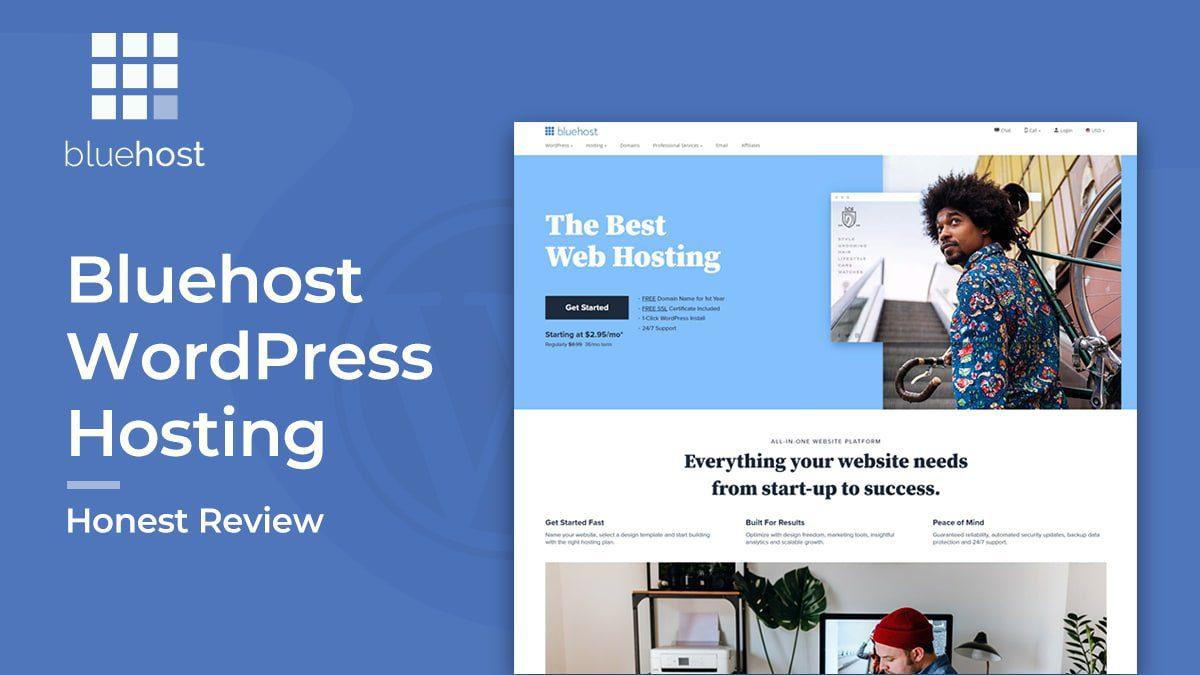 Bluehost WordPress Hosting Honest Review