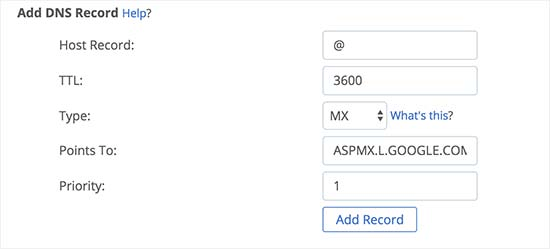 Email Address with Gmail and G Suite - 10