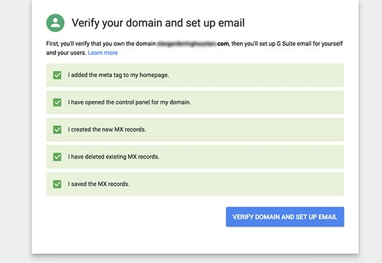 Email Address with Gmail and G Suite - 13