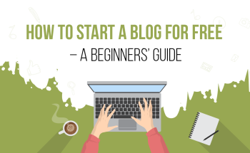 How to Start a Blog for Free feature