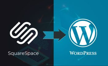Transfer Squarespace Domain to WordPress