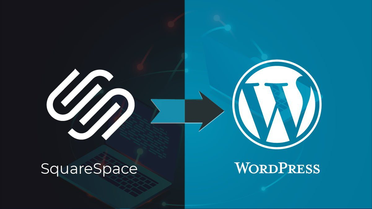 Transfer Squarespace Domain to WordPress