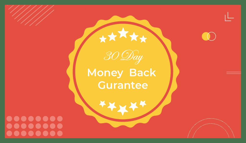 Money-back Guarantee Badge