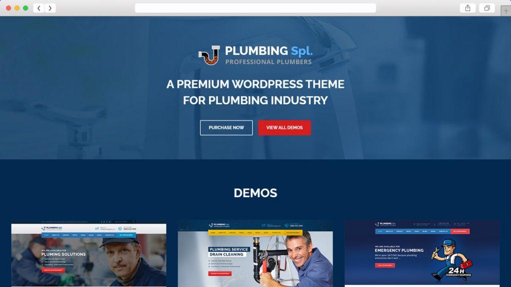 Plumbing spl
