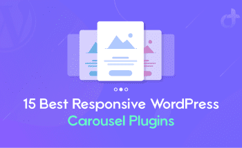 Responsive WordPress Carousel Plugins