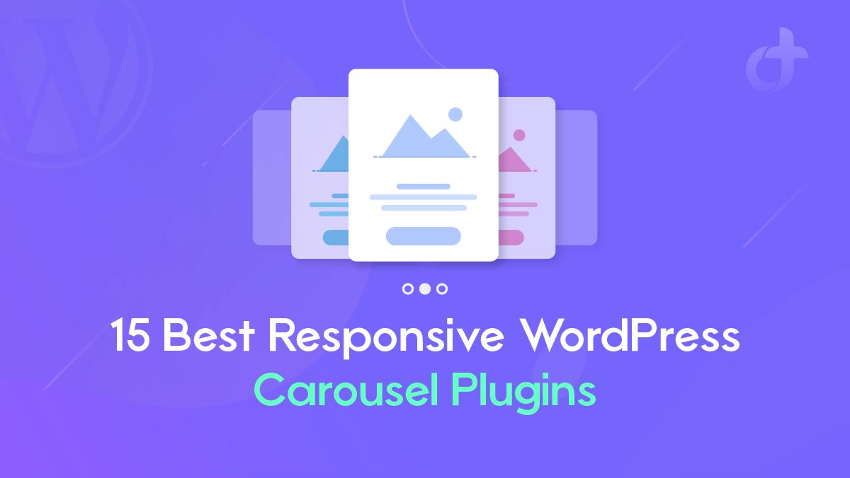 Responsive WordPress Carousel Plugins