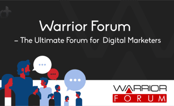 Warrior Forum The Ultimate Forum