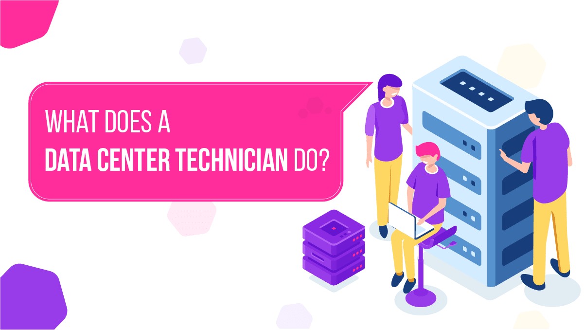 What Does a Data Center Technician Do