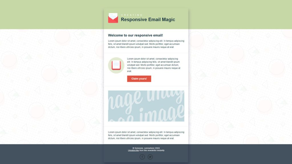 Creating a Simple Responsive HTML Email