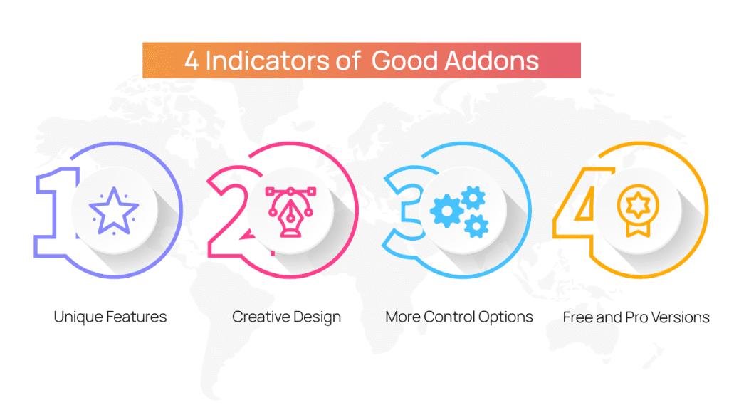 4 Indicators of Good Addons