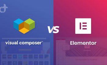 Visual Composer vs Elementor