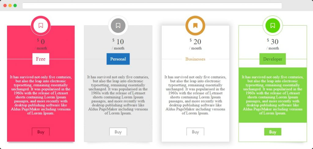 WooCommerce Pricing Widgets