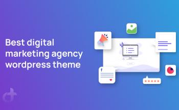 Best Digital Marketing Agency WordPress Themes