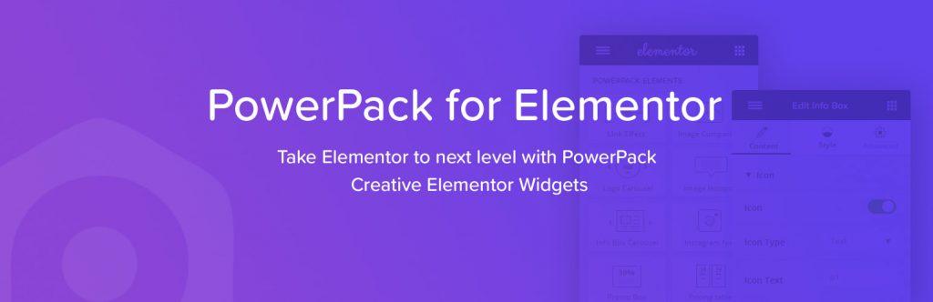 PowerPack Addons for Elementor
