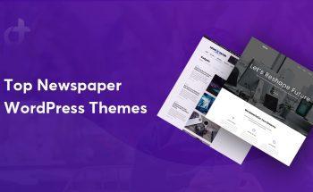 Top Newspaper WordPress Themes