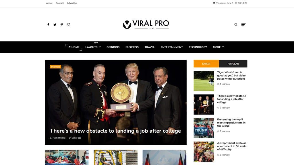 Viral Pro